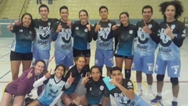 La Escuela Madrynense de Vóley  Ganó la Liga Social de Puerto Madryn en ambas ramas.
