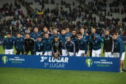 La Selección venció 2-1 a Chile y se quedó con el tercer puesto.