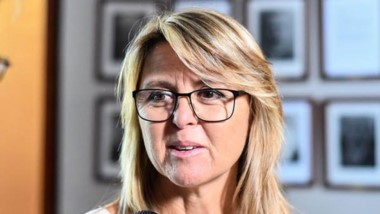 Mónica Montes Roberts, directora de Turismo de Trelew.