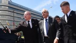 D'Onofrio emprendió viaje rumbo a Lausana, Suiza, para declarar ante el Tribunal de Arbitraje Deportivo.