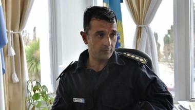 El jefe de la Policía, Miguel Gómez, y su experiencia personal en el operativo donde se secuestró marihuana.