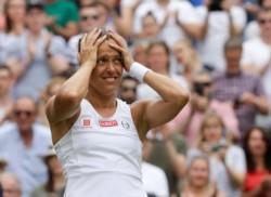 Strycova es la primera checa en alcanzar esta etapa en Wimbledon desde Petra Kvitova en 2014.