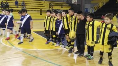 Nueve equipos de Puerto Madryn participaron de la cita deportiva.