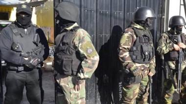 Fuerzas policiales desarrollaron allanamientos positivos por drogas.