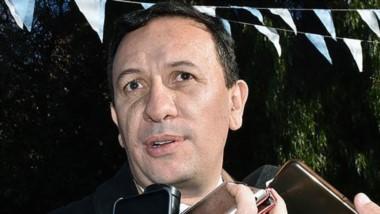 El intendente también se refirió a la situación de los estatales de provincia que aún esperan el sueldo.