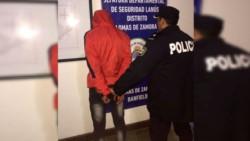 Detuvieron a un joven acusado de participar del crimen del pizzero en Banfield.