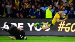 Los Wallabies volaron en la última fecha del Rugby Championship y derrotaron a los All Blacks.