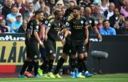 Triplete de Sterling en el arranque con goleada del City en Londres.