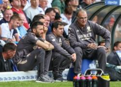 Leeds de Bielsa no pudo aguantar la ventaja como local e igualó 1-1 ante el Nottingham Forest.