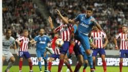 Con doblete del luso, el Atlético Madrid venció 2-1 a la Juventus con Cristiano Ronaldo en cancha.