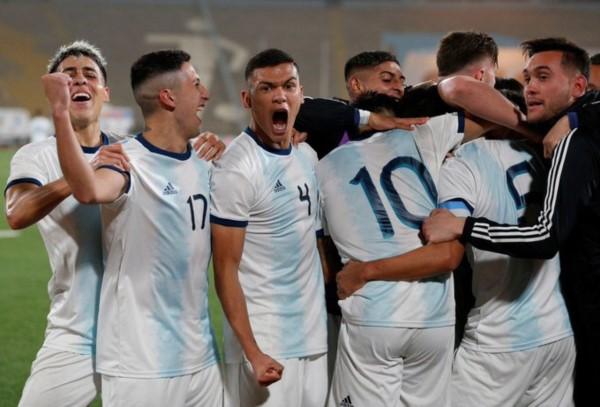 Argentina venció a Honduras y logró su séptimo oro en el fútbol masculino panamericano.