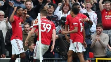 Manchester United inicia la Premier goleando 4-0 al Chelsea.