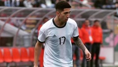 Lucas Necul, nacido en Puerto Madryn, marcó un gol en la final de los Panamericanos y se colgó la dorada.