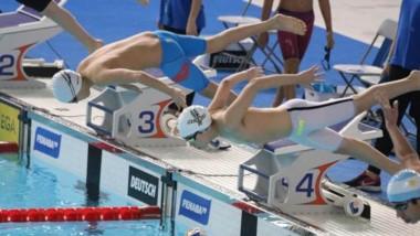 Los nadadores chubutenses tuvieron una buena actuación.