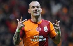 Anunció su retiro Wesley Sneijder, dueño de una pegada única.
