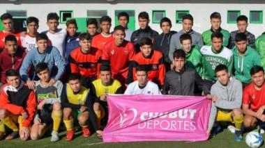 Se realizará entre hoy y el jueves la primera la concentración del seleccionado masculino de fútbol en canchas de La Ribera, Germinal y Gaiman.