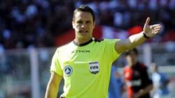 Patricio Loustau será el árbitro de Racing - River, a disputarse el próximo sábado en el Cilindro de Avellaneda.