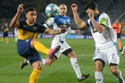 En la fase anterior, Almagro sorprendió y eliminó a Boca.