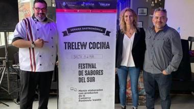 Martín Argañaraz Márquez, chef salteño, destacó el éxito y la buena recepción que tuvo la propuesta.