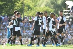 Con dos goles de Dybala y otro de Cuadrado, Juventus A derrotó a la Juve B en el cierre de la pretemporada.