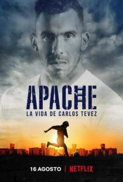 """Se viene """"Apache, la vida de Carlos Tevez"""". Y ahí estuvo el plantel para estar con él en en avant premiere."""