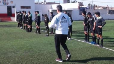 El curso de actualización reglamentario estuvo a cargo de Sergio Pezzotta y Darío García.
