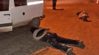 Efectivos de la Comisaría Cuarta aprehendieron a los delincuentes.