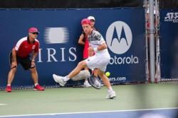 Schwartzman se despidió en la tercera ronda del torneo Masters 1000 de Cincinnati.