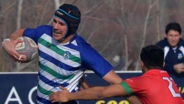 Trelew RC y Draig Goch se enfrentaron a principios de mes.