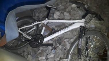 Además de la aprehensión del ladrón, la bicicleta fue recuperada.