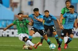 Apareció Vegetti y Belgrano lo empató sobre el final: 1-1 con San Martín de San Juan.