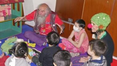 Niños y niñas compartieron un espacio de juegos y actividades recreativas.