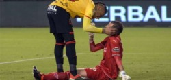 Liga de Quito se preocupa por Adrián Gabbarini antes de enfrentar a Boca.