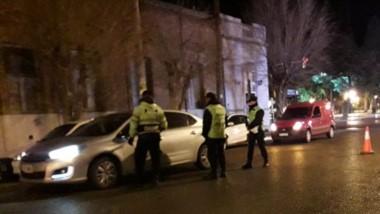 Efectivos policiales y de la ASVP trabajaron este fin de semana.