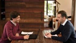 Hernán Lacunza se reunió con Guido Sandleris y prepara sus primeras medidas de cara a su asunción.