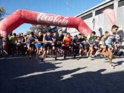 Con más de 300 competidores en línea de largada, se disputó esta tarde la Corrida por el Aniversario de Gaiman.