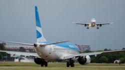 Récord en la historia del transporte aéreo en la Argentina: Más de un millón y medio de pasajeros volaron por todo el país en julio.