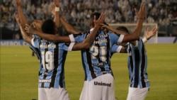 Gremio fue muy superior a Libertad y ahora enfrentará a Palmeiras.
