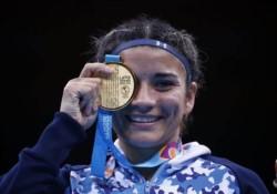 La cordobesa superó por puntos a la brasileña Jucielen Cerqueira Romeu y se quedó con la medalla de oro en peso gallo.