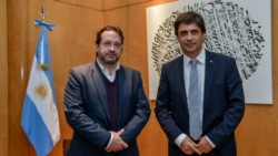 Marco Lavagna tras reunirse con Lacunza: