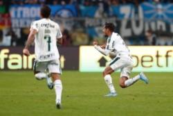 Gustavo Scarpa anotó el gol del triunfo tras un gran remate de larga distancia.