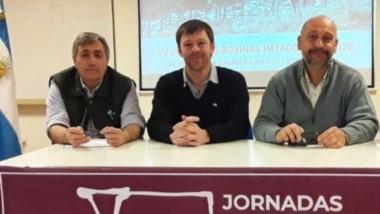 El lanzamiento se realizó en el Salón de la Agencia de Extensión Rural INTA de la ciudad de Esquel.
