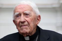 Iglesia inicia investigación preliminar contra obispo Bernardino Piñera tras denuncia de supuesto abuso ocurrido hace más de 50 años.