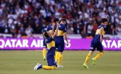 Excelente partido del equipo de Alfaro, que intentará sellar su boleto a semis en La Bombonera, el próximo miércoles a las 19:15.