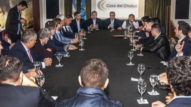 En Buenos donde se ratificó el compromiso con las empresas.
