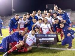 Argentinos venció 3-2 a San Martín (T) en los penales y clasificó a los octavos de final.