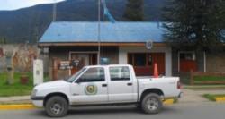 El joven fue detenido y alojado en la Comisaría de Lago Puelo