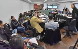 """Pichón"" Moreira, dueño de VS Materiales, dijo conocer a Correa por los diarios."