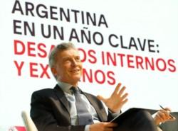 Para el presidente Mauricio Macri es importante