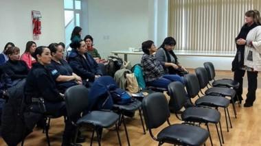 El ciclo de charlas es organizado por la Mesa de Enlace Interpoderes Contra la Violencia de Género.